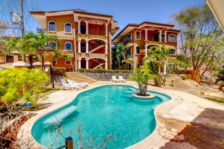 Tamarindo Azul #1: Luxury Oceanvicinity Condo Near Tamarindo Beach