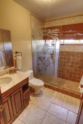 Updated Master Bathroom - Luxury Condo Close To Tamarindo Beach