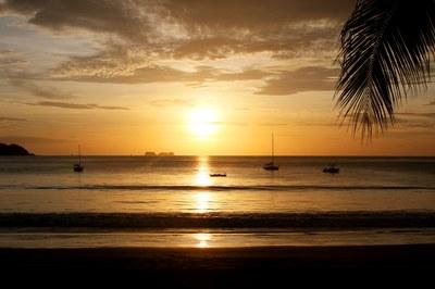 Sunset-at-Playa-Potrero