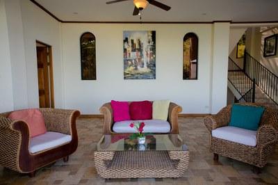 Beach Front Mansion Overlooking Playa Flamingo
