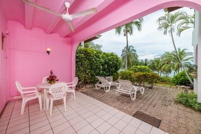Flamingo Marina 406_ Outside Sitting Area