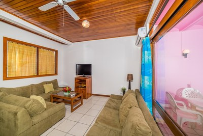 Flamingo Marina 406_ Living Room