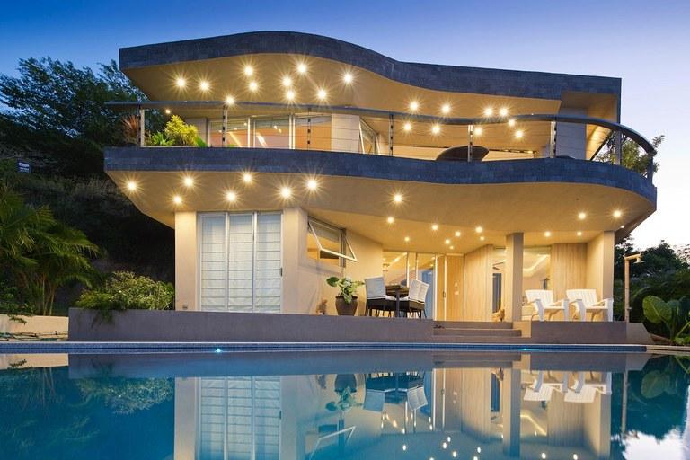 Altos de Flamingo #24: Amazing modern ocean view home