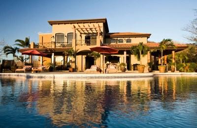 Club House at Rancho Villa Real