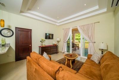Villa Moros y Cristianos - Living Room
