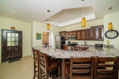 Villa Moros y Cristianos - Kitchen / Dining Area