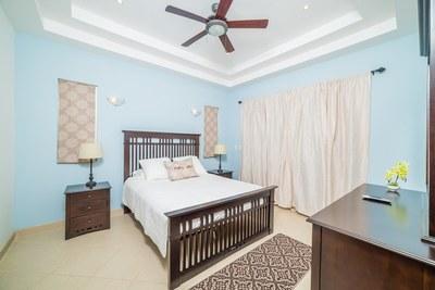 Villa Moros y Cristianos - Master Bedroom
