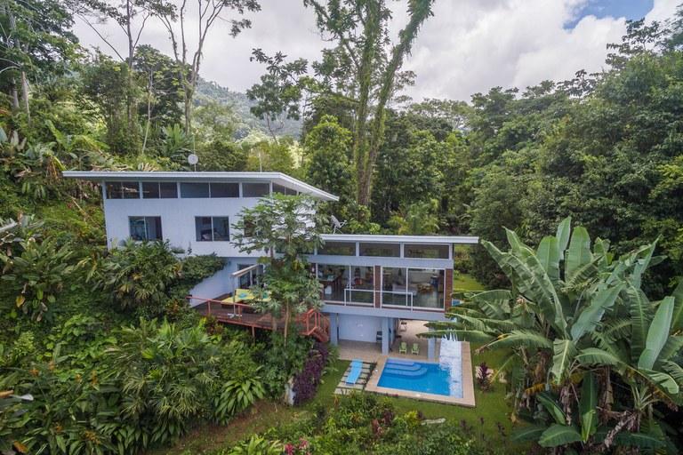 CASA COCOBOLO: Mountain House For Sale in Uvita