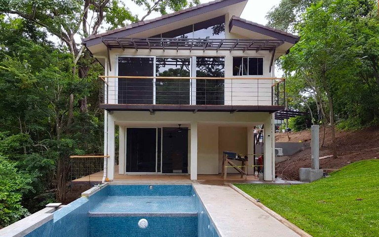 Las Ventanas, El Roble #55: Brand New Modern Home w/Pool Surrounded By Nature