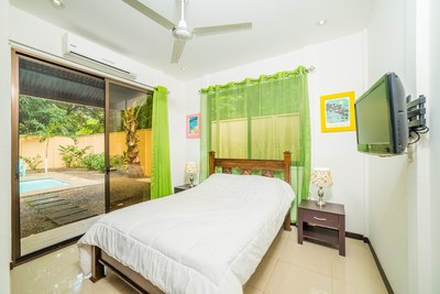 Casa Princesas_ Third Bedroom