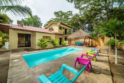 Casa Princesas_ Pool &  Sitting Area