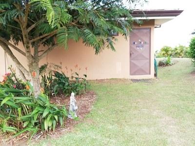 Entrance to Guest Suite
