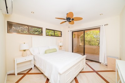 Pineapple room Casa Vista Prieta Ocean View House For Sale in Potrero Costa Rica
