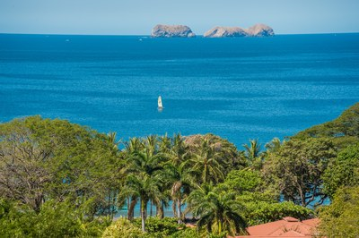 Casa Vista Prieta Ocean View House For Sale in Potrero Costa Rica