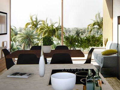 3DL: Exclusive Condo for Sale in Playa Hermosa, Central Pacific - Costa Rica.
