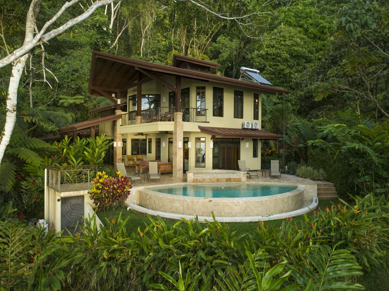 Casa Ferntree Costa Rica: Mountain House For Sale in Dominical