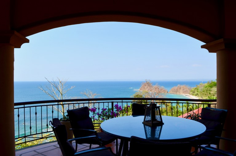 PUNTA LEONA: Oceanfront Apartment For Sale in Punta Leona