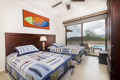 casita guest bedroom