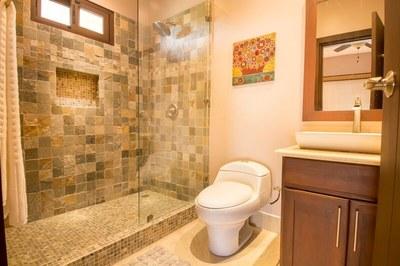 Main house guest bathroom full