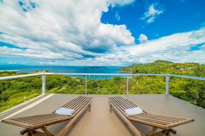 Casa Islana_ Master Balcony