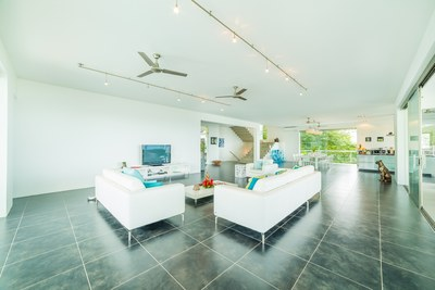 Casa Islana_Living Room