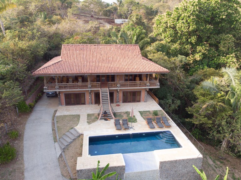 Villa Esmeralda de Camaronal