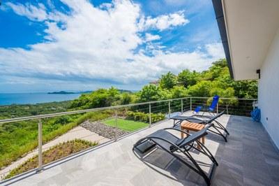Casa Mar Vista_Master Bedroom Balcony