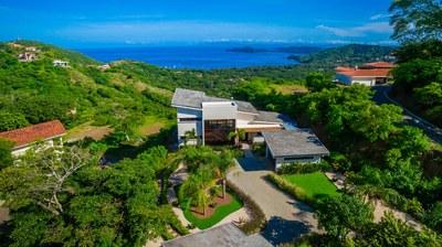 Casa Mar Vista_ Aerial Ocean View
