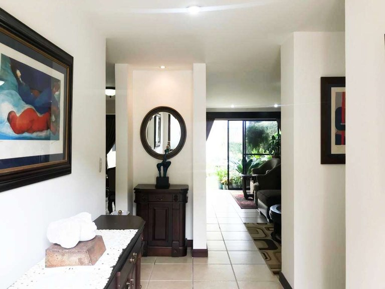 House for sale in condominium Guachipelin Escazu