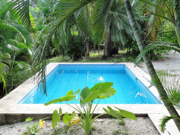 4016 - Casa Juaned: 2 bedroom home with pool and a/c