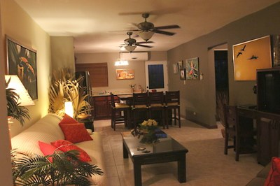 3- Condo in Coco Beach- Living area - RS1900534.JPG
