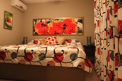 7- Condo in Coco Beach- master bedroom - RS1900534.JPG