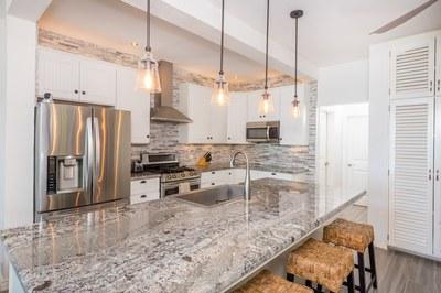 Casa Escapada kitchen area