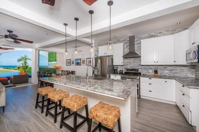 Casa Escapada kitchen