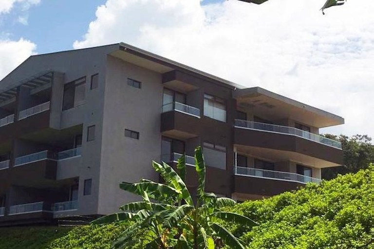 1st Floor - Building 4 - Model A: Costa Rica Oceanfront Luxury Cliffside Condo for Sale
