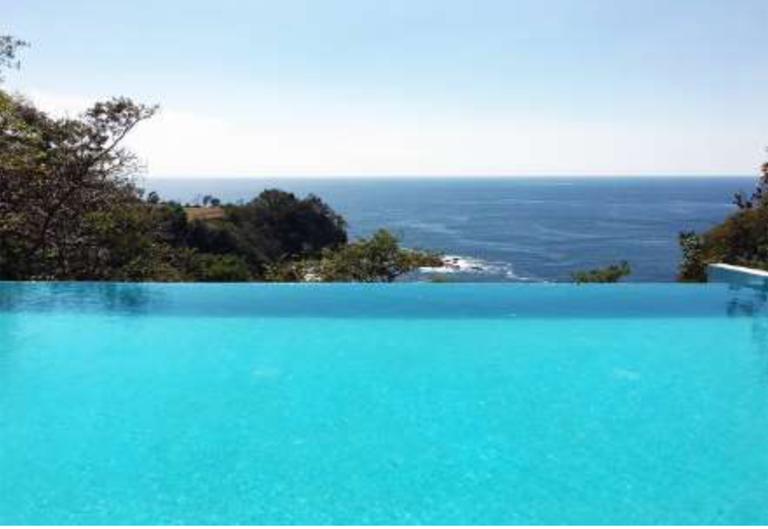 1st Floor - Building 8 - Model D: Costa Rica Oceanfront Luxury Cliffside Condo for Sale