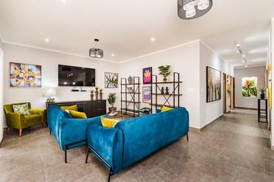 Casa Giulia_Living Room