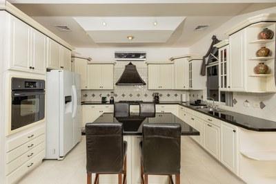 Casa El Paraiso kitchen