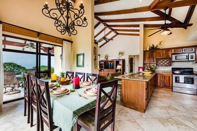 Villas Catalina 14_Dining & Kitchen Area