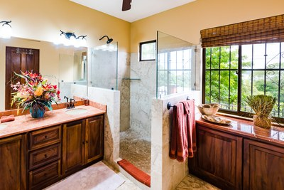 Villas Catalina 14_Master Bathroom