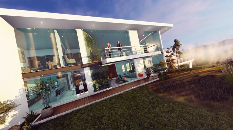 Mirador: Custom Built - Amazing Ocean View House