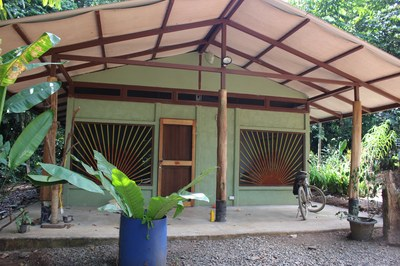 The 2nd home at Casa Nené on the Osa Peninsula
