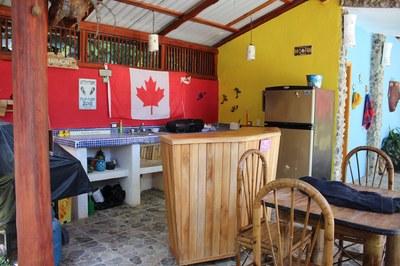 Cabana bar at Casa Nené on the Osa Peninsula