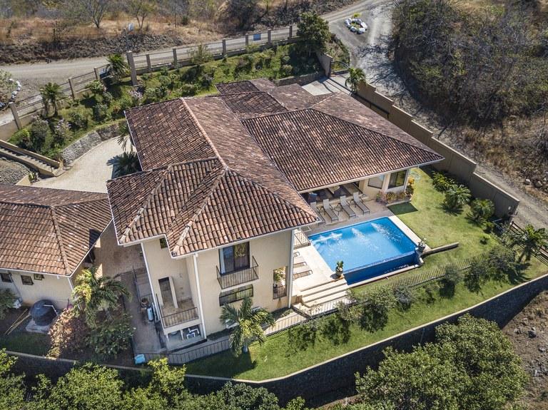 Casa Sol Azul: World class ocean view home in Playa Potrero