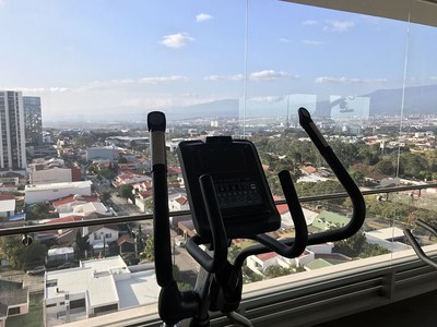 Gym and City View of Nunciatura Flats.jpg