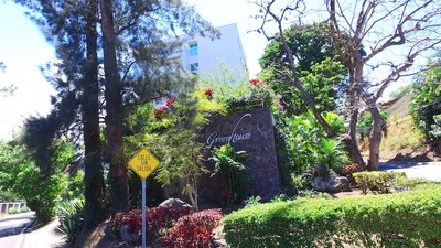 FRONT VIEW OF /Green House Condominiums: Luxury Condo For Sale in Escazu, Costa Rica
