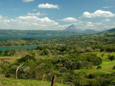 Lake volcano view Tejona.JPG