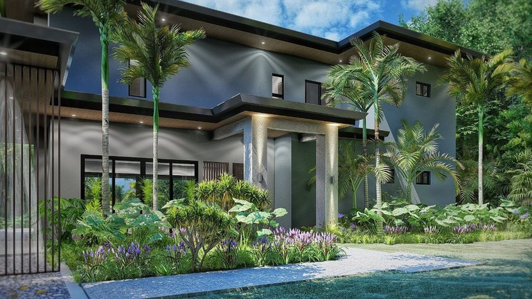 Casa Lapa: Ocean view Luxury Homes - Designed in harmony with the environment