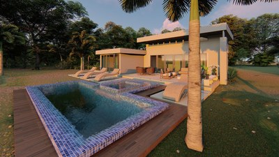 Ocean View Houses For sale in Nosara