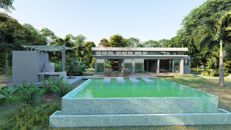V3: 3 BDR House for sale in Nosara-Ocean View Residence
